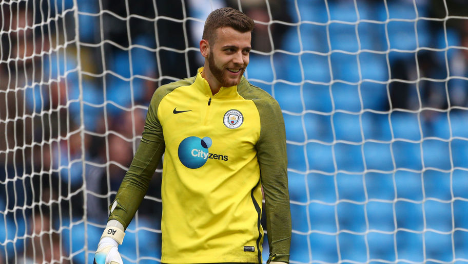 Man City Goalkeeper Angus Gunn Admits He Left Club on Loan Because of Lack of First Team Chances