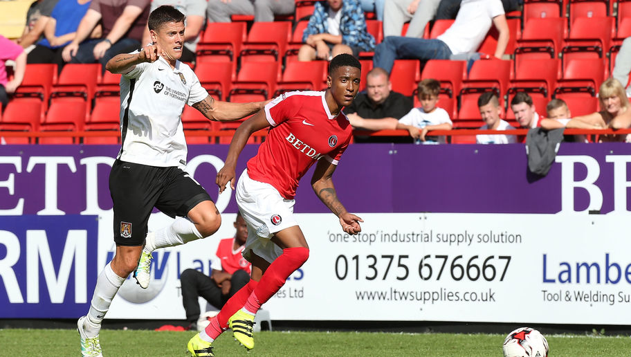 Premier League Duo Set to Battle for Coveted Charlton Youngster's Signature
