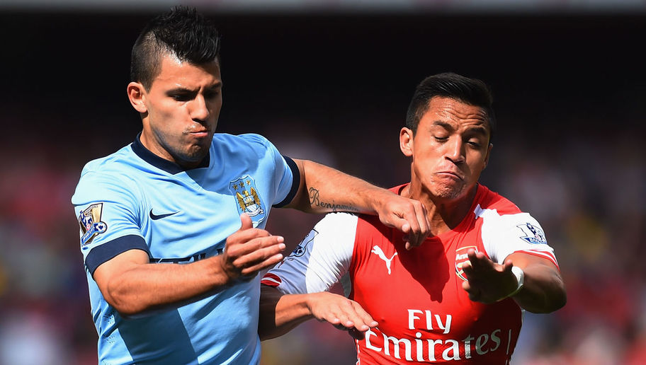 Arsenal and Man City Linked With Stunningly Audacious Sanchez/Aguero Swap Deal