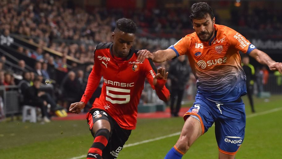 Newcastle Set to Make a Bid for Rennes Midfielder Adama Diakhaby Amidst Lack of Transfer Activity