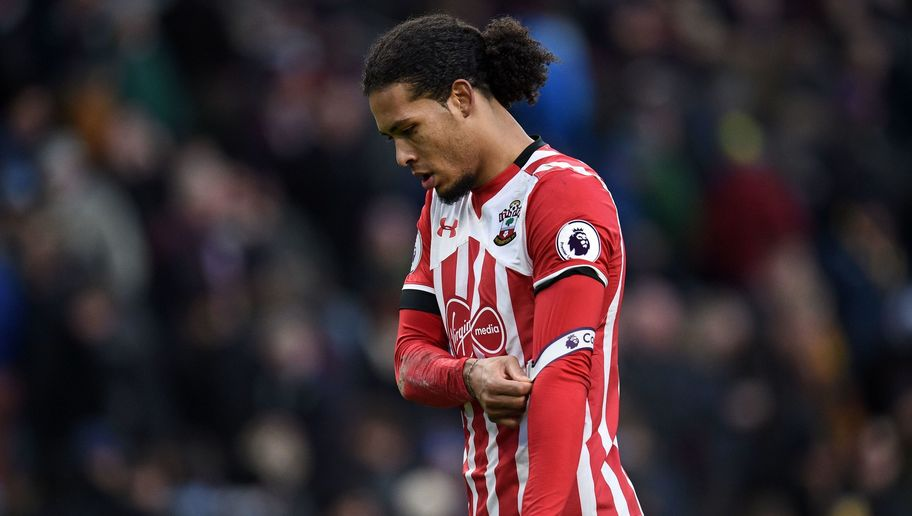 Controversial Van Dijk Transfer May Reportedly Still Go Ahead as Player Wants Anfield Move