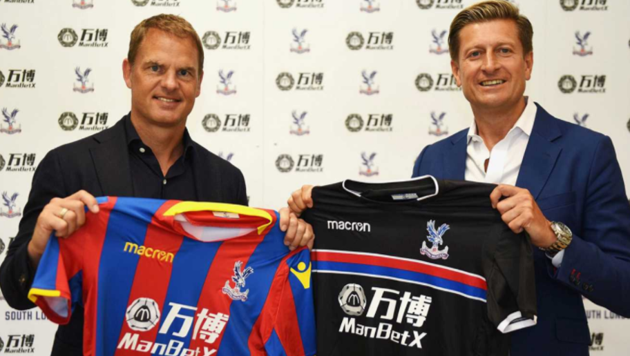 Crystal Palace Appoint Frank de Boer as Club's New Manager on 3-Year Deal