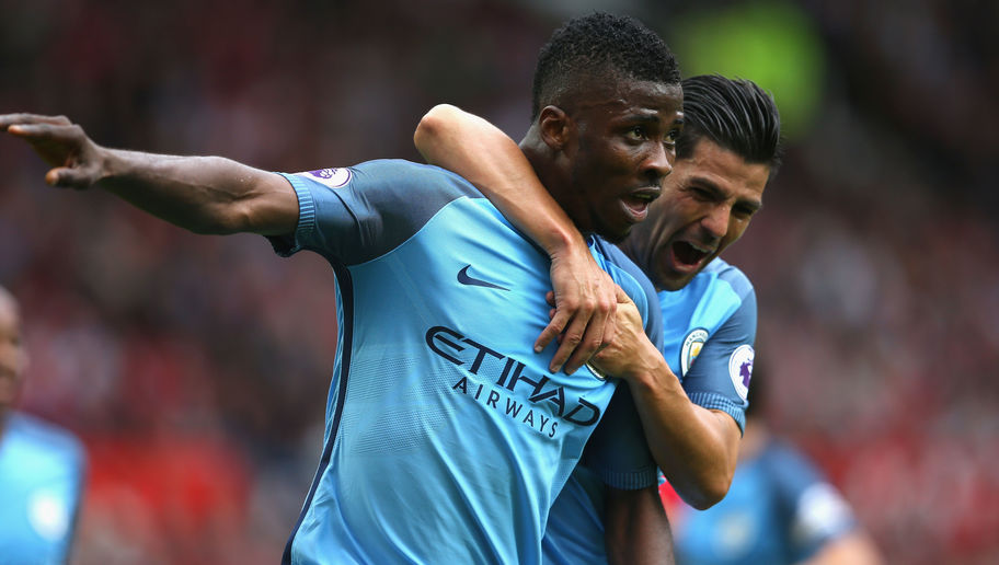Crystal Palace to Challenge West Ham in Kelechi Iheanacho Signing After De Boer Confirmation