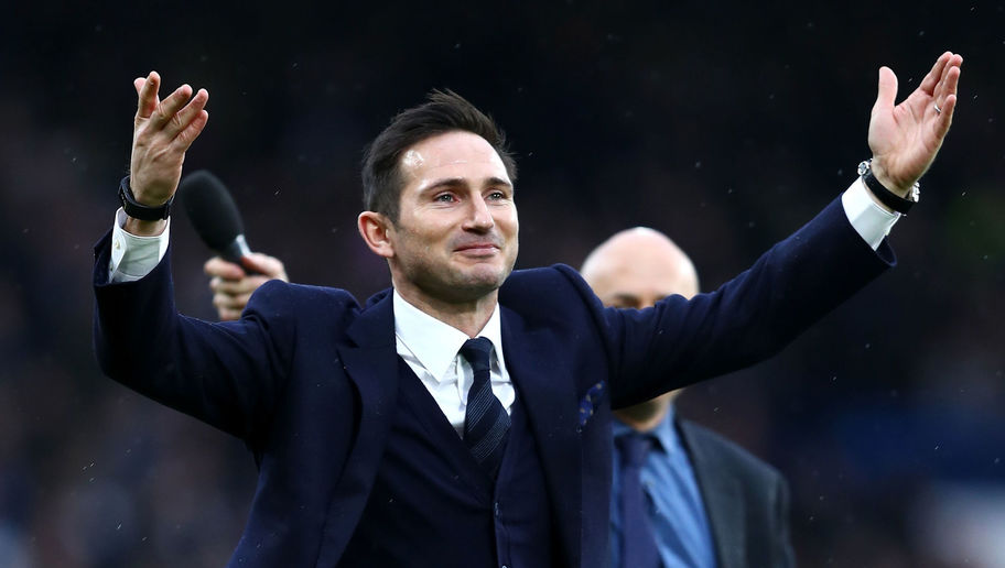 Chelsea Legend Frank Lampard Has Reportedly Spoken to Oxford United About Vacant Manager's Position