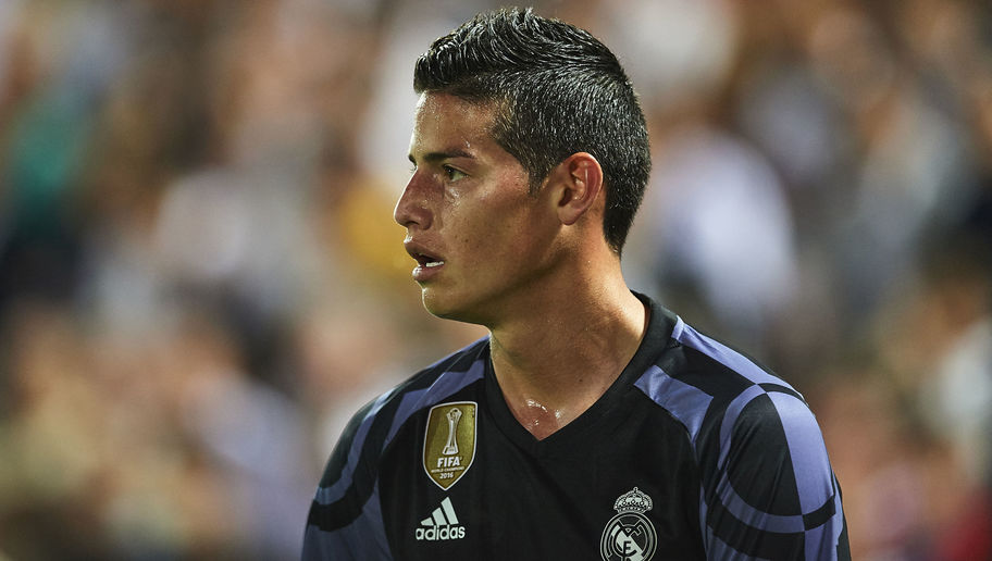Real Madrid President Claims Rodriguez 'Is One of the Best in the World' Despite Uncertain Future