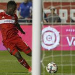 David Accam bags hat-trick in Chicago Fire 4-0 win over Orlando City