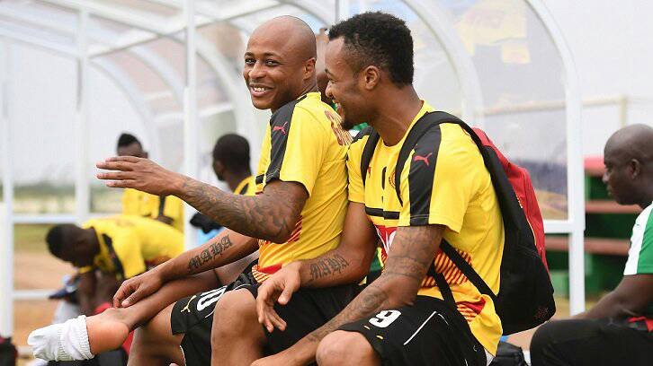 EXCLUSIVE: Ayew brothers, Daniel Amartey excluded from Ghana squad for Mexico and USA friendlies