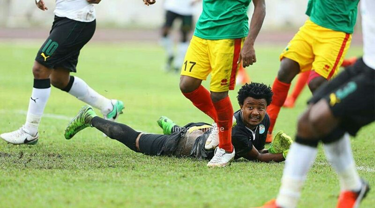 Ethiopia coach blames goalkeeper Mamo for Ghana drubbing in 2019 AFCON qualifier