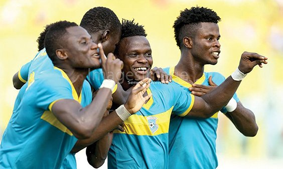 Match Report: Wa All Stars 3-0 Medeama SC- Strong first half All Stars performance All Stars sink sorry Mauves