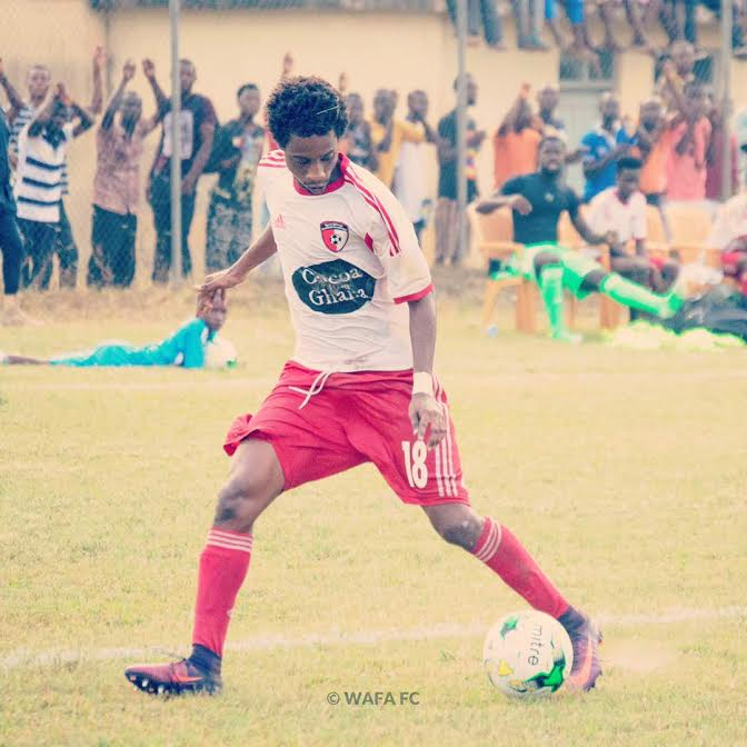 EXCLUSIVE: Danish giants FC Copenhagen interested in signing WAFA star Majeed Ashimeru