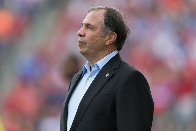 US coach Bruce Arena names final 23-man squad to face Ghana in friendly