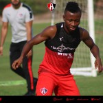 Ex-Ghana youth star Clifford Aboagye in high spirit ahead of full season with Mexican side Atlas FC