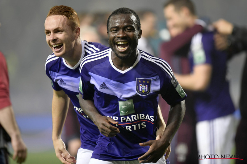 Anderlecht start pre-season without Ghanaian duo Frank Acheampong and Dauda Mohammed