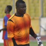 AshGold goalkeeper George Owu shortlisted for NASCO Player of the Month for June