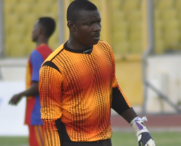 Veteran goalkeeper George Owu open to clubs after expiration of AshGold loan deal