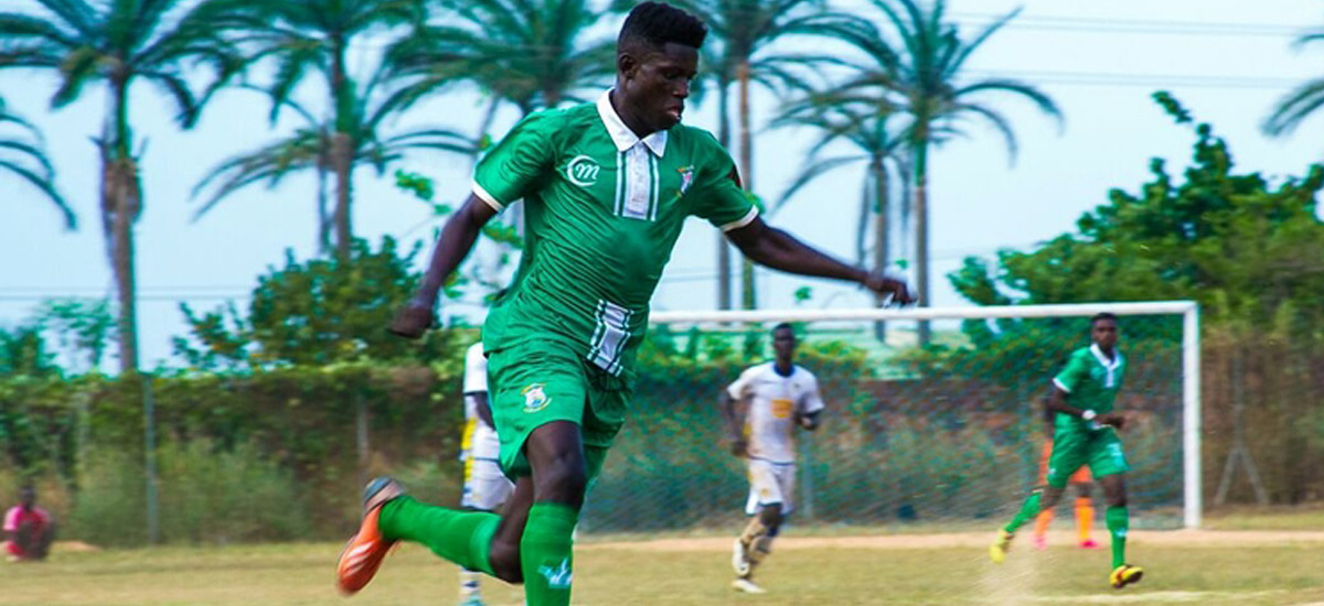 EXCLUSIVE: Manchester City latest to put in bid for Ghana's hottest talent Gideon 'Young Muller' Offei