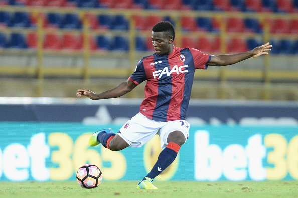Bologna star Godfred Donsah number ONE candidate for sale this summer