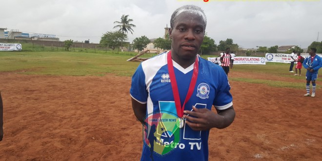 Great Olympics chief Fred Pappoe admits club treated former player-coach Godwin Attram poorly