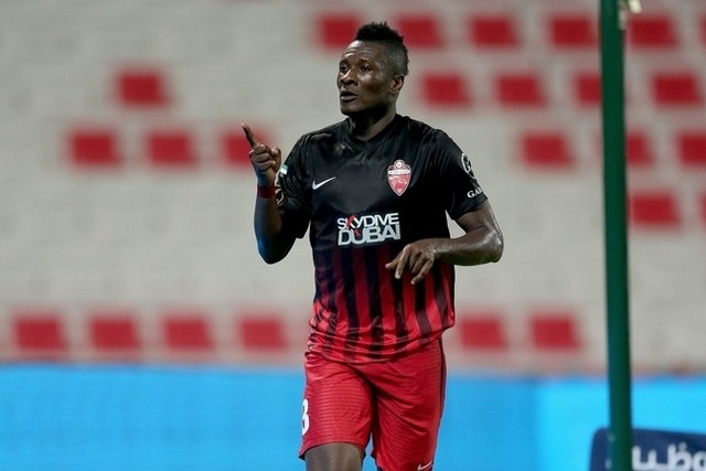 Turkish Kayserispor enter fray to sign Ghana striker Asamoah Gyan