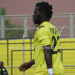 Match Report: AshantiGold 3-0 Inter Allies - Hans Kwofie bags brace as Miners leave relegation zone