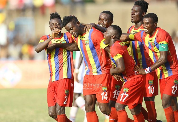 Match Report: Olympics 1-Hearts of Oak 2- Phobians come from a goal down to win Mantse derby