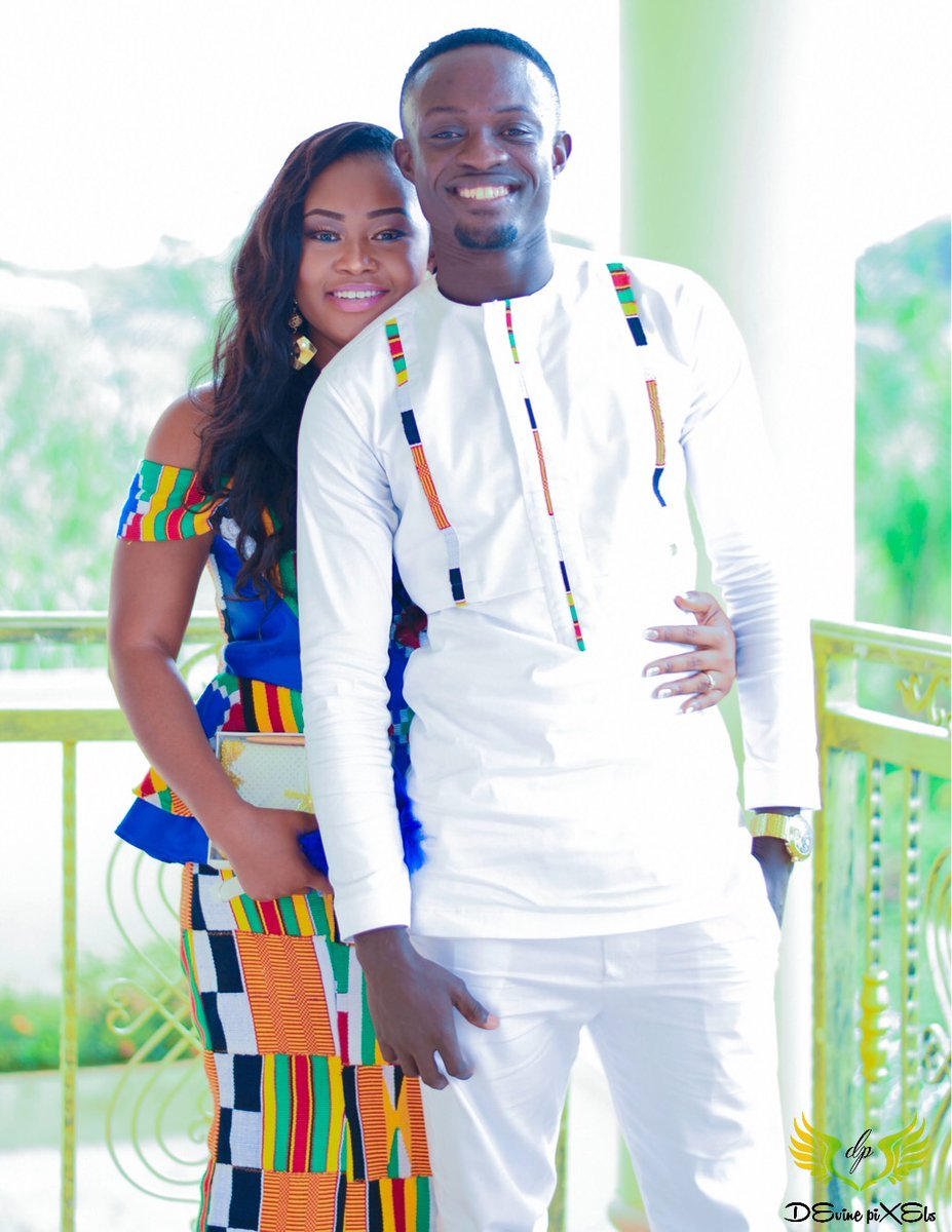 Simba FC Ghanaian midfielder James Kotei ties the knot with longtime girlfriend
