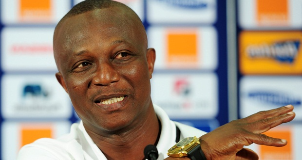 Coach Kwasi Appiah denied claims of struggling to manage big players