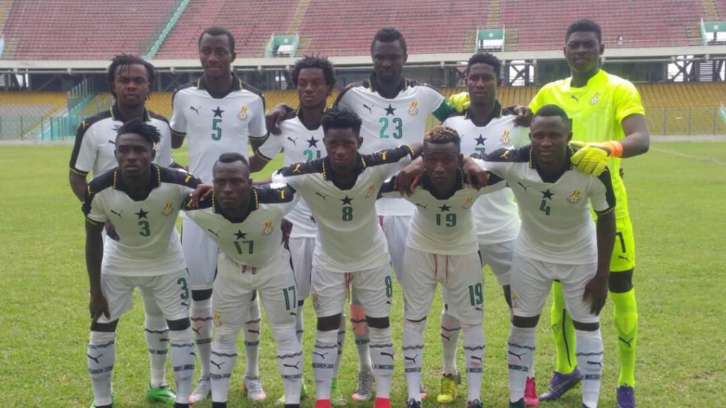 MATCH REPORT: Black Stars B 3-1 Tema Youth – Homebased Black Stars lash Premier League side in a friendly