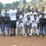 VIDEO: Afriyie Acquah's 2017 Play & Learn Project in Sunyani