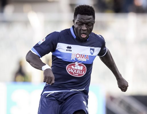 Italian side Hellas Verona intensifies interest in Ghana midfielder Sulley Muntari
