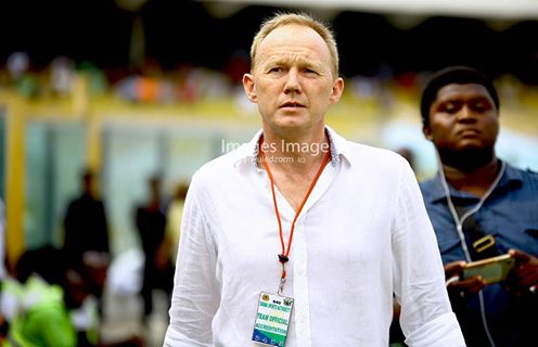 Hearts of Oak coach Nuttall not shocked by AshantiGold defeat