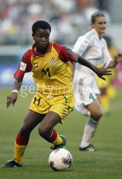 Late Black Queens striker Gloria Oforiwaa to be buried on 28 July