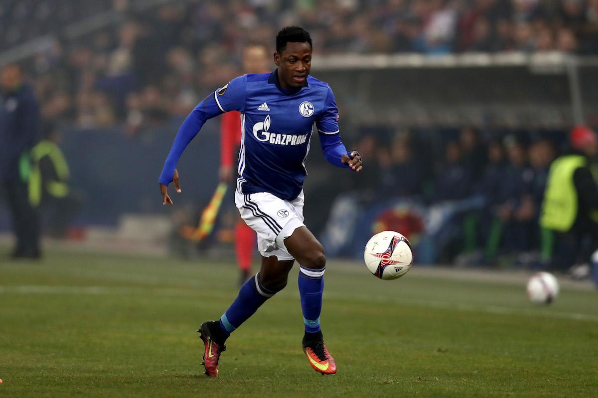 Schalke keen to re-sign Chelsea defender Abdul Rahman Baba on loan