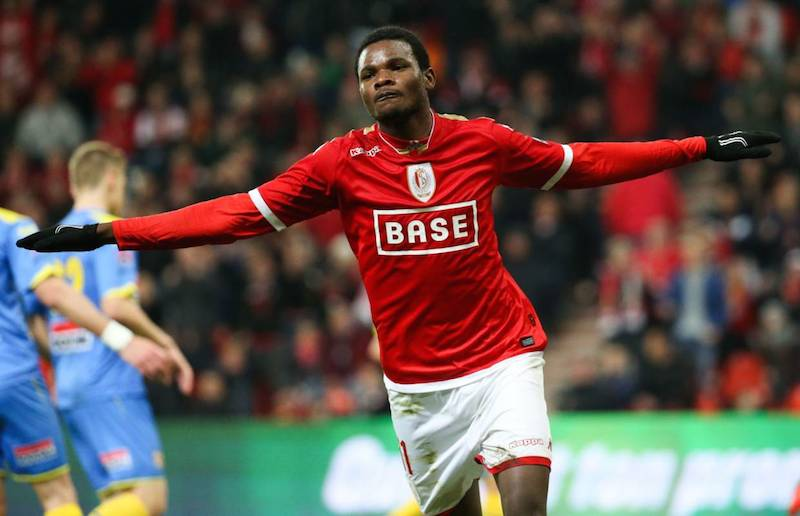 Ghanaian striker Benjamin Tetteh starts pre-season with Standard Liege