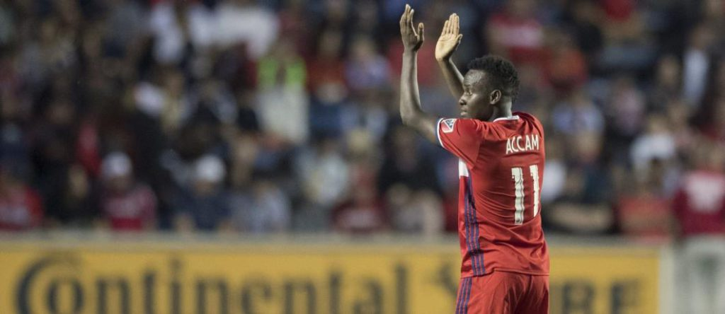 Ghanaian players abroad wrap up: All hail hat-trick hero KING David Accam