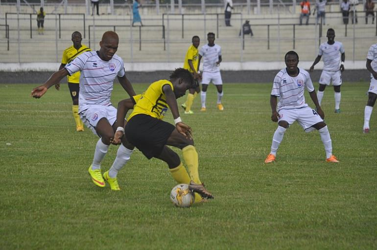 Inter Allies want quick recovery from AshantiGold defeat
