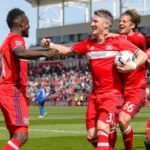 German legend Bastian Schweinsteiger hails 'exceptional' David Accam after hat-trick