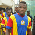 Hearts of Oak boosted by Richard Yamoah return from injury, but won't play against Sharks