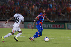 Dominic Adiyiah scores brace for Nakhon Ratchasima in Chonburi FC thumping