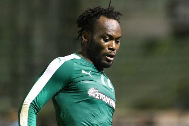 EXCLUSIVE: Greek FA to rule on Michael Essien €651,000 compensation against Panathinaikos this week