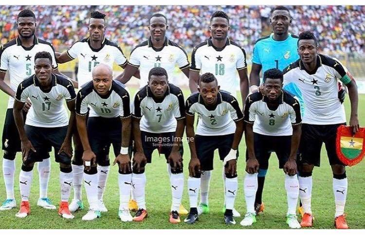 Laryea Kingston tips NEW Black Stars to lure more sponsors with flashy performance