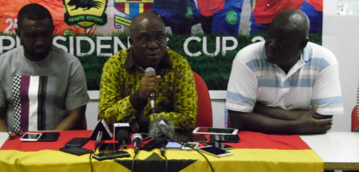 President Cup: Kotoko and Hearts to appoint their own referee for the match-GHALCA