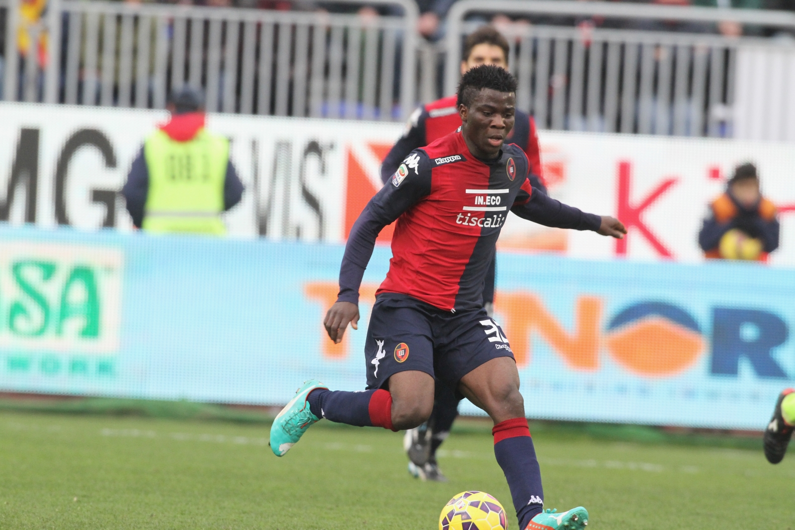 Bologna midfielder Godfred Donsah handed starting role to face Inter Milan on Tuesday night