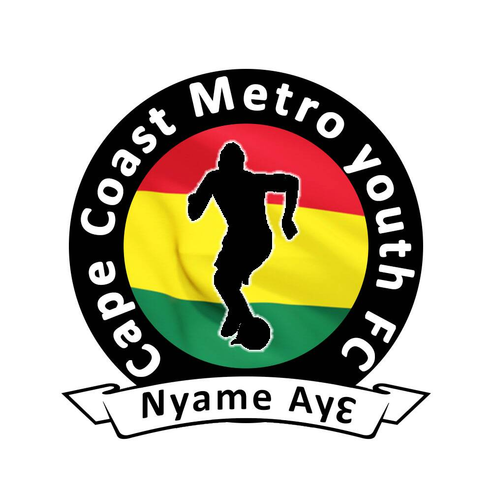 Cape Coast Metro Youth FC unveil new logo