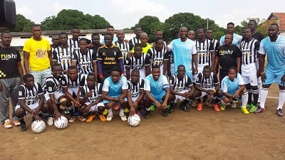 Juventus star Kwadwo Asamoah to commission AstroTurf pitch for James Camp Prisoners on 1st July