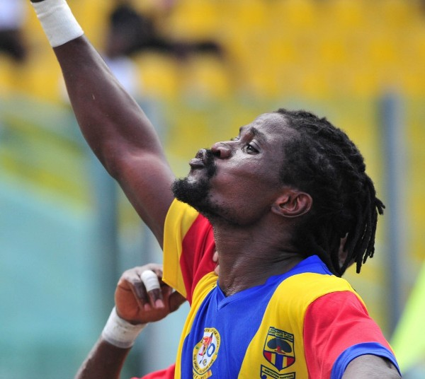 Laryea Kingston wants to return to Hearts of Oak as coach