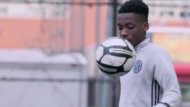 Video: Watch short documentary on how Ghanaian teen Prince Amponsah is growing to become America's soccer superstar