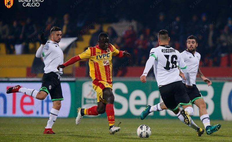 Ghanaian midfielder Rahman Chibsah opens up on reason for Benevento permanent switch
