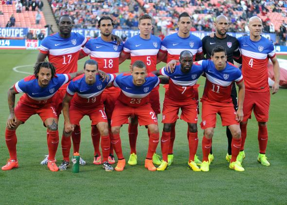USA names 23-man squad for Ghana friendly