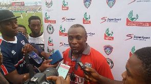 Ghanaian trainer Yaw Preko named Coach-of-the-Month in Nigeria